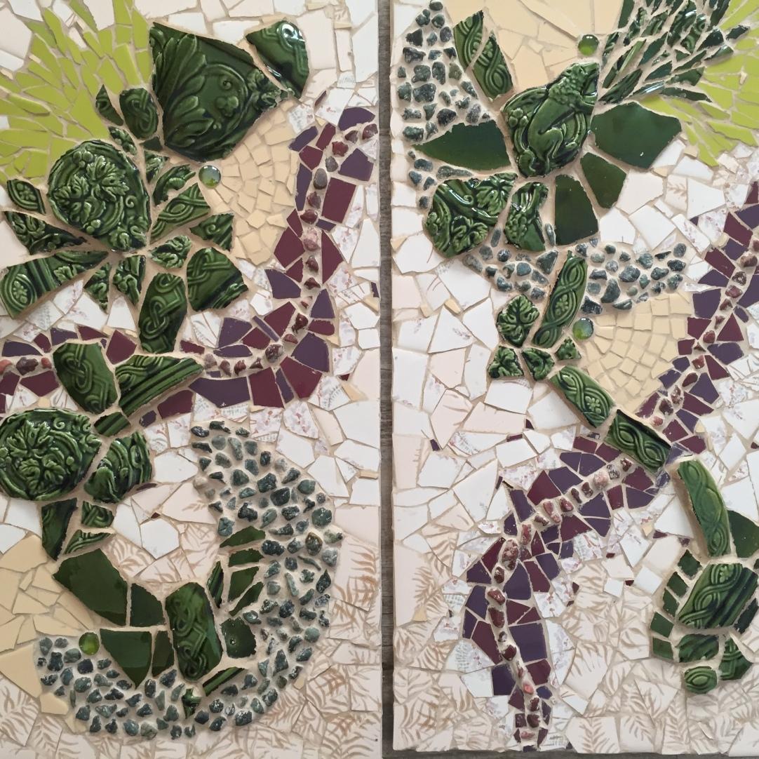 azulejos/técnica picasiete 30 cm x 61 cm c/u